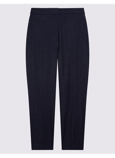 Marks & Spencer Evie Straight Pantolon Lacivert